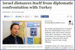 israel turkey relations spay war